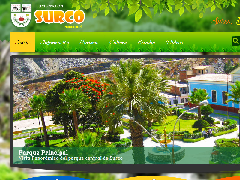 Portal Turismo Surco Huarochirí