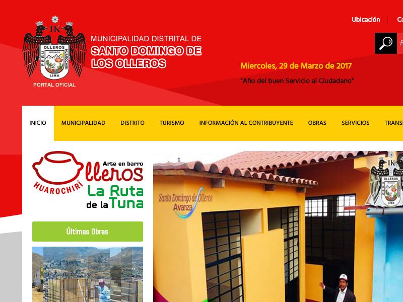 Municipalidad de Olleros