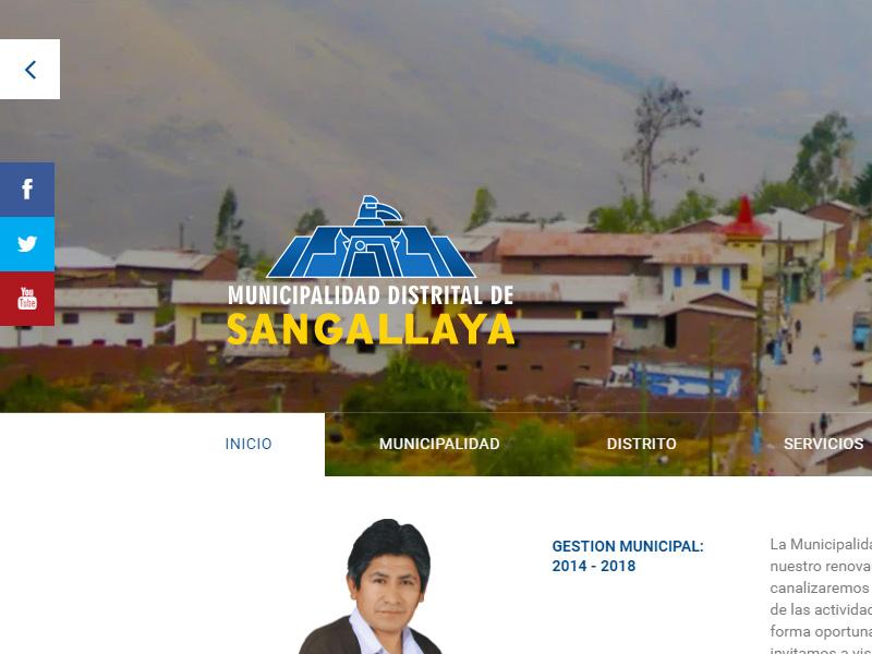 Municipalidad Sangallaya